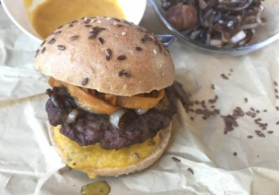 Hovadzi burger