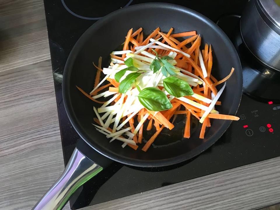 Restovaná mrkva