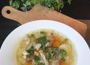 chutná polievka