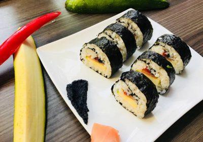 recept na sushi