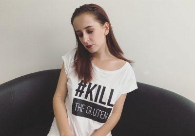 tričko s potlačou bez lepku