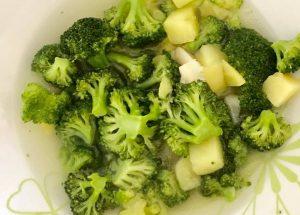bezlepková zeleninová polievka