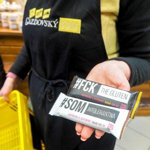 gazdovský trh s bezlepkovými potravinami