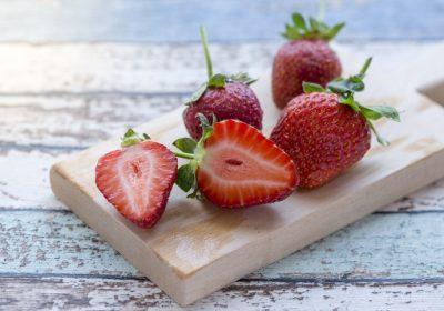 recept na jahody