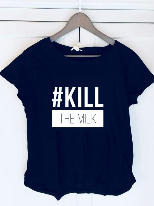 kill the milk