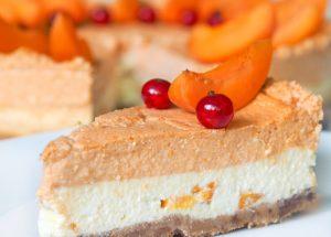 bezlepkový koláč