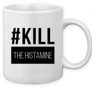 kill the histamine