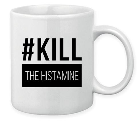 kill the histamine